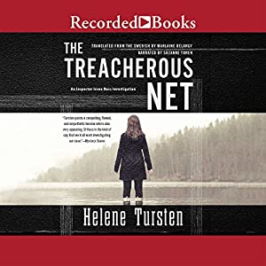 The Treacherous Net Audiobook