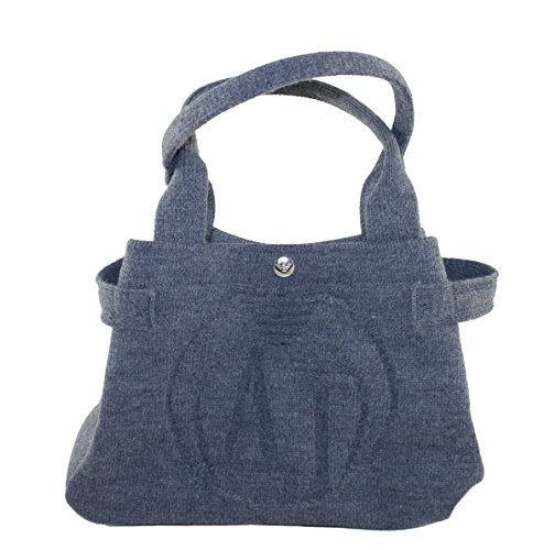 Armani Jeans Borsa Shopping Donna Tessuto Denim