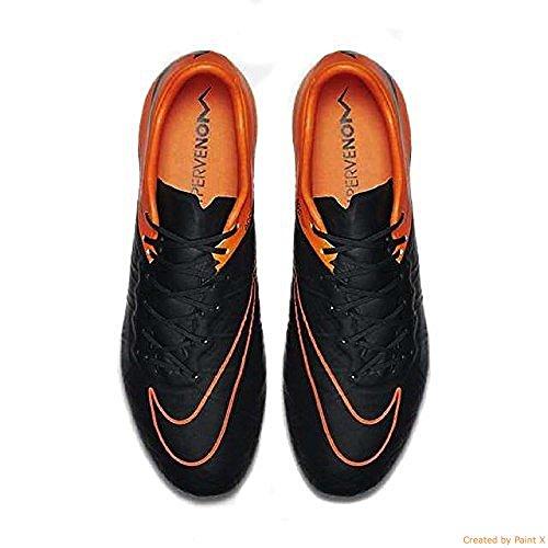 Tacchetta Da Calcio Sg-pro In Pelle Nike Hypervenom Phinish Ii (uomo 10.5)