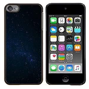 - night sky stars milky way galaxy - - Modelo de la piel protectora de la cubierta del caso FOR Apple iPod Touch 6 6th Generation RetroCandy