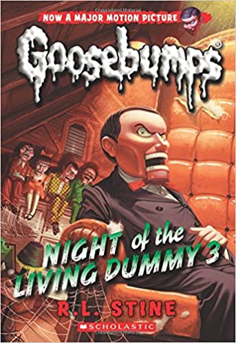 Image result for Goosebumps Night Of The Living Dummy 3 image