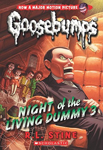 Night of the Living Dummy III by R.L. Stine