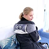 Hot Water Bottle with Waist Cover,Cartoon Warm