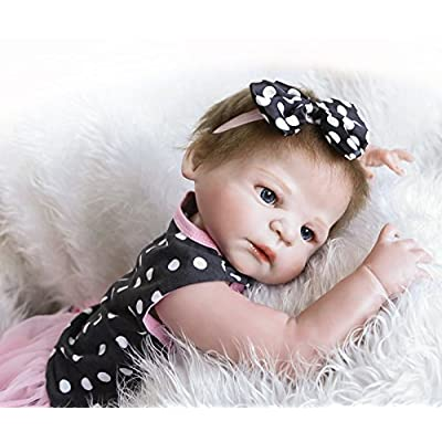 NPK Reborn Baby Dolls Girl 22