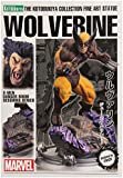 Kotobukiya Marvel Comics Wolverine (Brown Costume Version) Danger Room Sessions Fine Art Statue