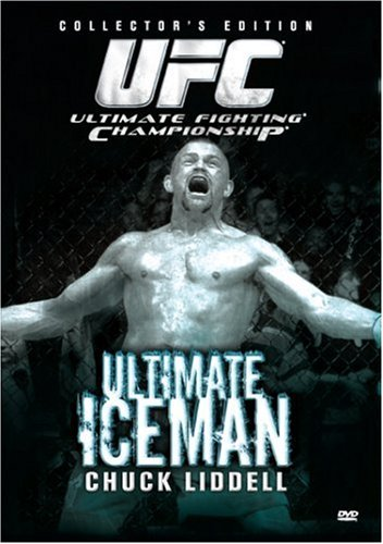 Ultimate Fighting Championship - Ultimate Iceman - Chuck - Chuck Liddell Card