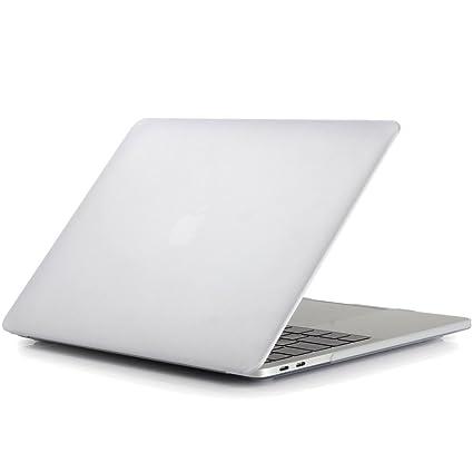 suln carcasa rígida para Macbook Air 13 (modelo A1369/A1466 carcasa protectora transparente Matte Translucent