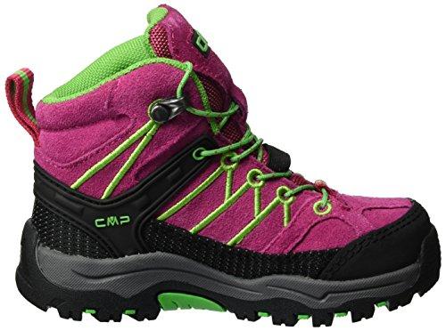 C.P.M. Rigel - Zapatos Unisex Niños Rosa (Ibisco)