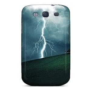 Best Hard Cell-phone Case For Samsung Galaxy S3 (lQm1580hpwK) Custom Vivid The Legend Of Zelda Skin