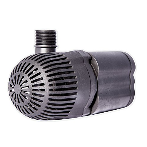 Gph Waterfall (TotalPond 1200 GPH Waterfall Pump)