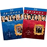 Friends: The Complete First & Second Seasons 1 and 2 Blu-ray
