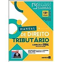 Manual De Direito Tributário - 13ª Edição 2021