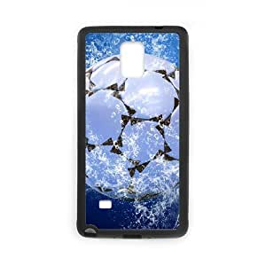 YCHZH Phone case Of Cool Football Cover Case For samsung galaxy note 4