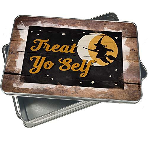 NEONBLOND Cookie Box Treat Yo Self Halloween Witch
