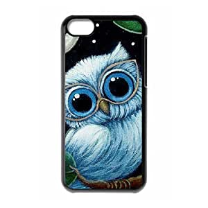linJUN FENGOwl The Unique Printing Art Custom Phone Case for iphone 6 4.7 inch,diy cover case ygtg527399