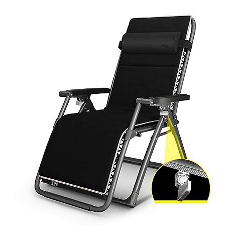 Hxx Sillas reclinables Plegables al Aire Libre Silla de ...