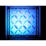 Odyssey Cases SWDS12WHT | Scrim Werks 16 Piece Diamond Decor Panel Package
