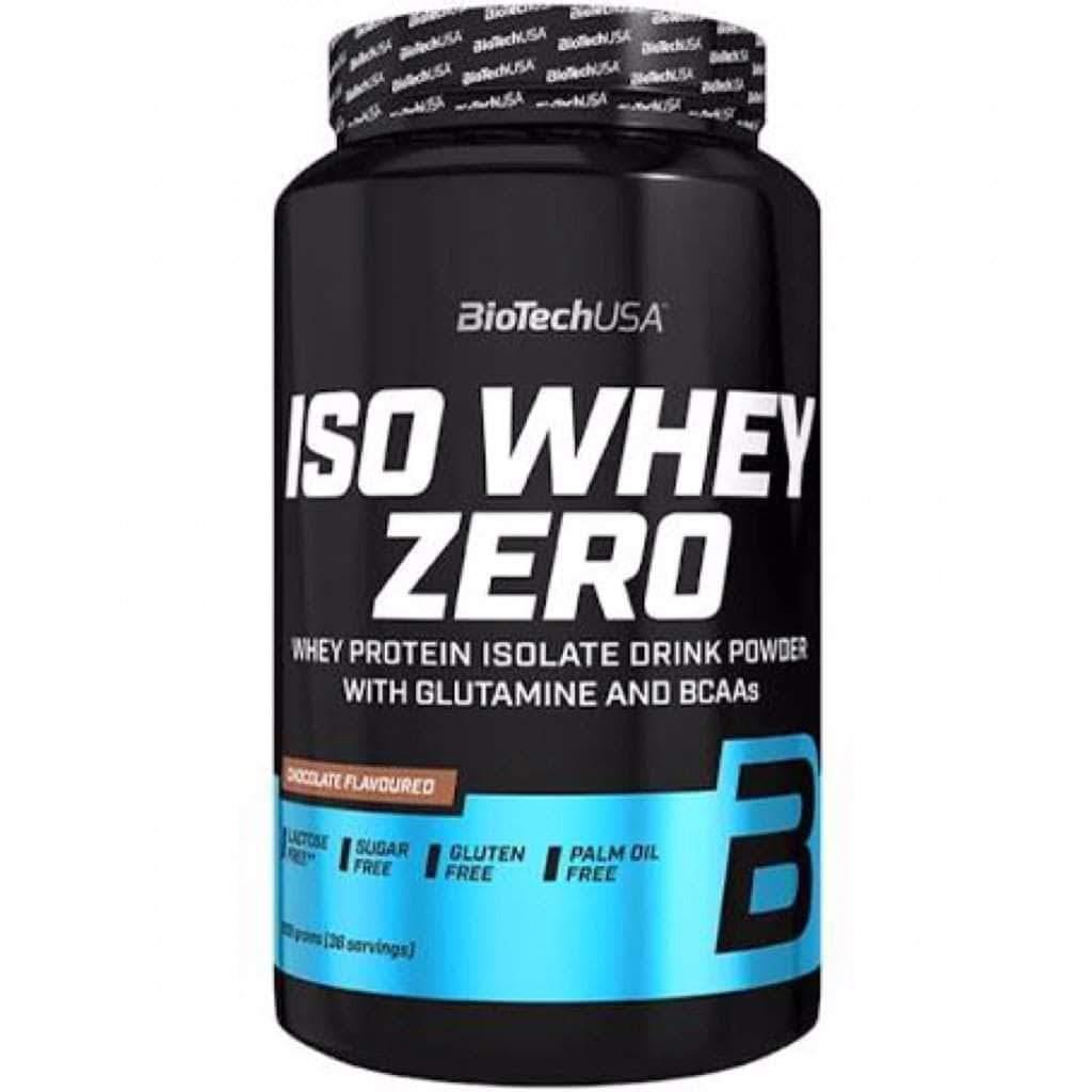 iso whey zero review