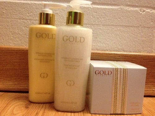 Gold-elements Skin Care Facial Kit & Free Express Facial! by Gold Elements