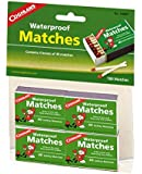Coghlan's 940BP Waterproof Matches,  Pack of 8