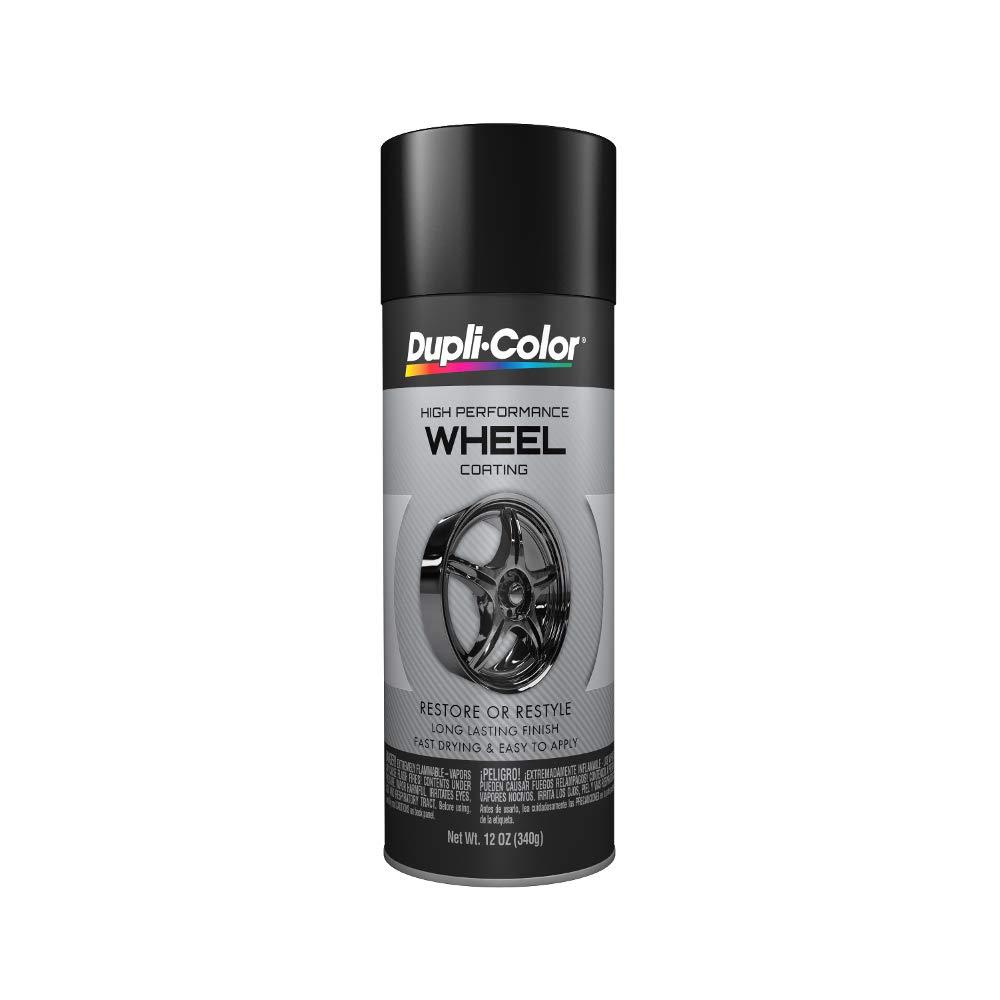 Dupli-Color Single EHWP10800 High-Performance Wheel Coating Gloss Black