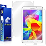 ArmorSuit MilitaryShield - Samsung Galaxy Tab 4 7.0 Screen Protector + Full Body Skin Protector - Anti-Bubble Ultra HD Shield w/ Lifetime Replacements