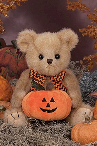 Bearington Bears Jake Jack O' Lantern (Classic Jack O Lantern)