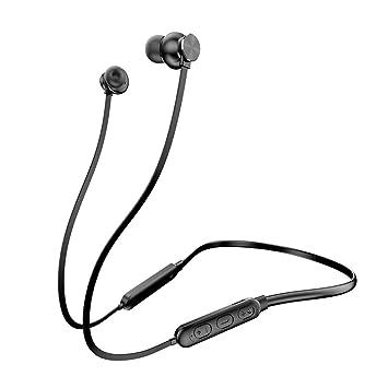 Mipao Auricular Bluetooth Inalámbrico Auriculares Deportivos En La ...