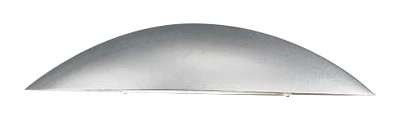 コイズミ照明 表札灯 白熱球60W相当 シルバーメタリック塗装 AU35840L B008P9VC6O 13412