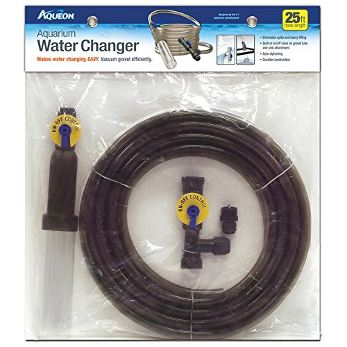 r Changer - 25 Feet (Aquarium Siphon)