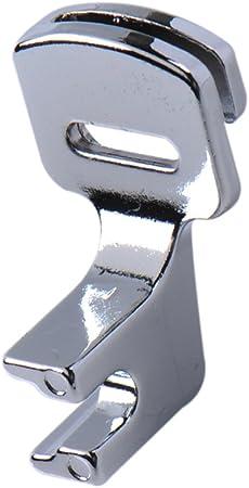 fityle naeh pies naeh füß accesorios para Brother Máquina de coser, silueta, Janome, Kenmore: Amazon.es: Hogar