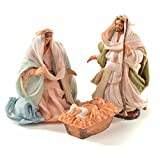 Holyart Neapolitan Nativity, Arabian style 6cm