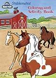 Kyпить Breyer Stablemates Coloring & Activity Book на Amazon.com