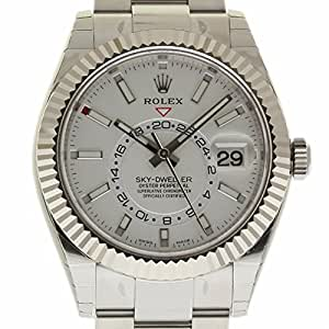 Rolex Sky-Dweller swiss-automatic mens Watch 326934 (Certified Pre-owned)