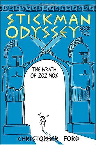 Amazon.com: Stickman Odyssey, Book 2: The Wrath of Zozimos ...