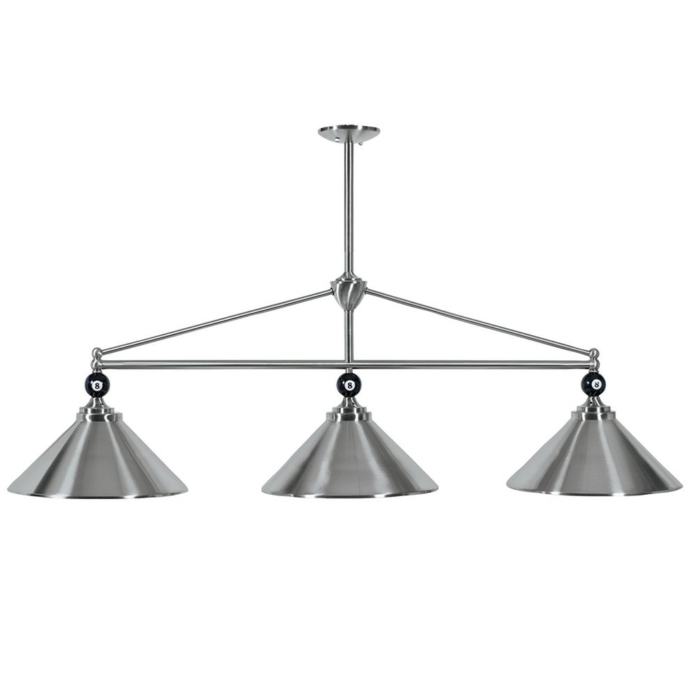 Empire Metal 3-Light Billiard Fixture
