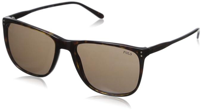 6a616b3ef3 Polo Ralph Lauren Men s 0PH4102 Square Sunglasses