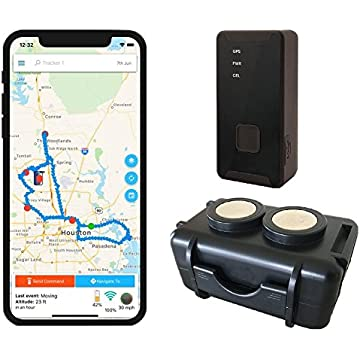 top selling GPS Tracker - Optimus 2.0 Bundle with Twin Magnet Case