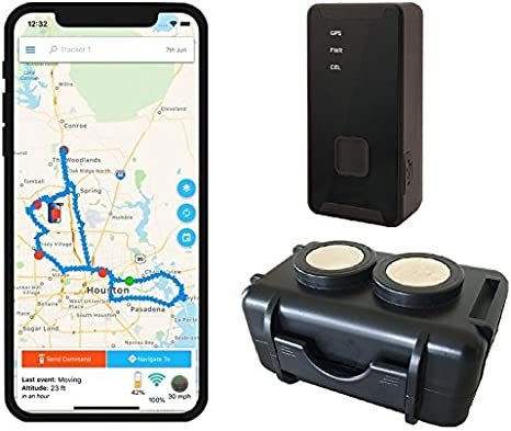 Amazon.com: GPS Tracker – Optimus 2.0 Bundle con individual ...