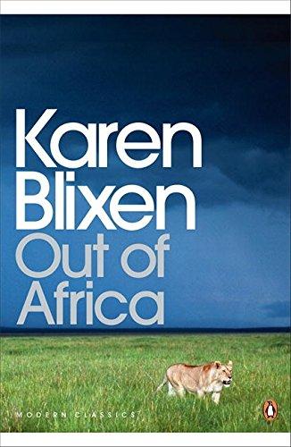 Modern Classics Out of Africa (Penguin Modern Classics) pdf epub