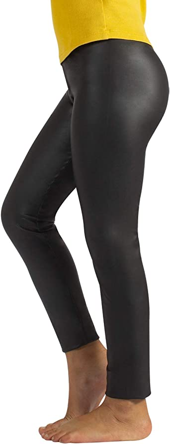 Girl/'s Fashion Candy Color Seamless Full Length Stretch SKinny Leggings Pants
