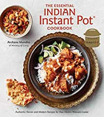 This authorized collection of 75 simplified Indian classics for the immensely popular electric pressure cooker, the Instant Pot, is a beautifully photographed, easy-to-follow source for flavorful weekday meals.The Essential Indian Instant Pot...
