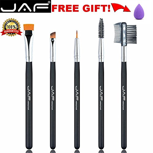 5 Pieces Makeup Brush Set Professional Eye Set JAF