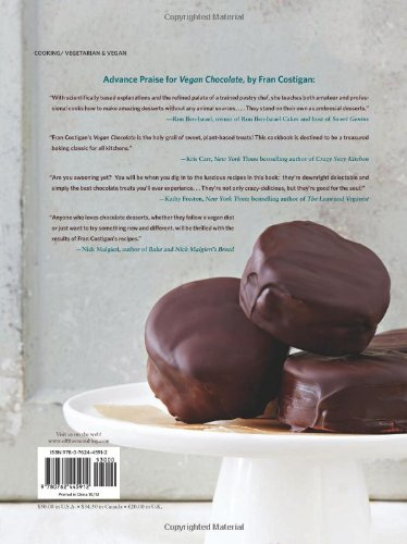Vegan Chocolate: Unapologetically Luscious and Decadent Dairy ...