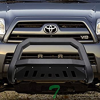Amazon Tyger Auto Tggd6t60178 Front Bumper Guard Fits 2010. Topline Autopart Matte Black Avt Style Bull Bar Brush Push Front Bumper Grill Grille Guard With Skid Plate For 0309 Toyota 4runner Lexus Gx470. Toyota. Toyota 4runner Bumper Guard Diagram At Scoala.co
