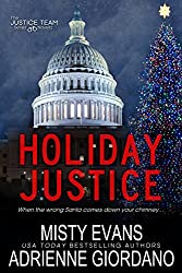 Holiday Justice (The Justice Team Book 3) (English Edition)