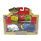 Tomy Chuggington Wooden Railway-Brewsters Booster