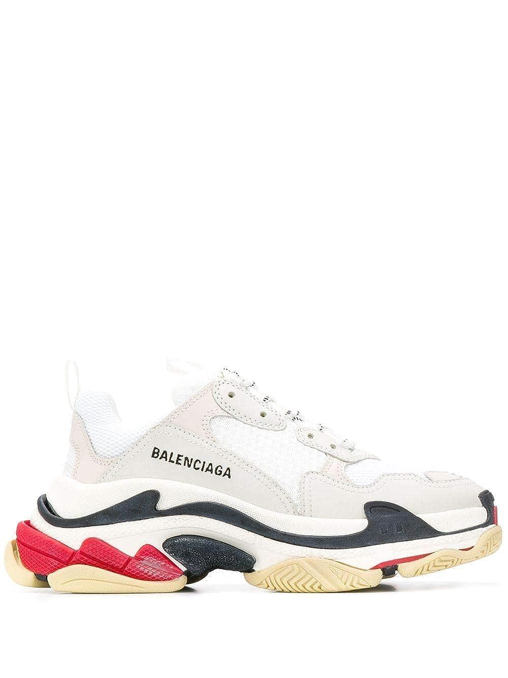 Balenciaga Fashion Mens 533882W09E19000 White Sneakers