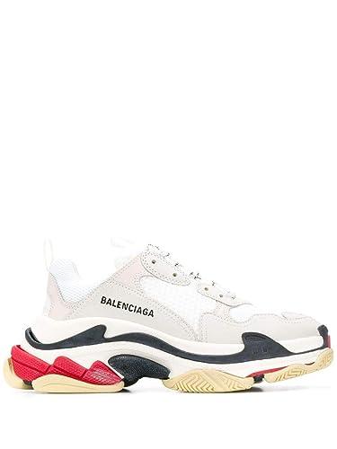 balenciaga white shoes