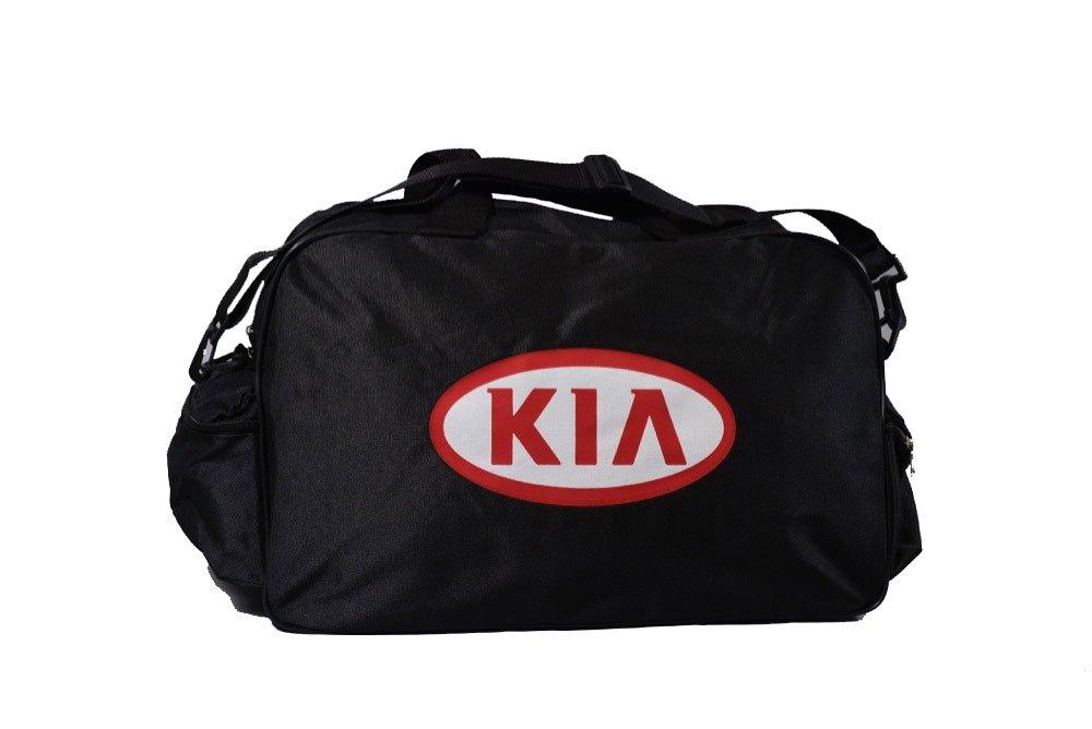 KIA Racingロゴバッグユニセックスレジャー通学レジャーショルダーバックパック   B01MXVN09Z